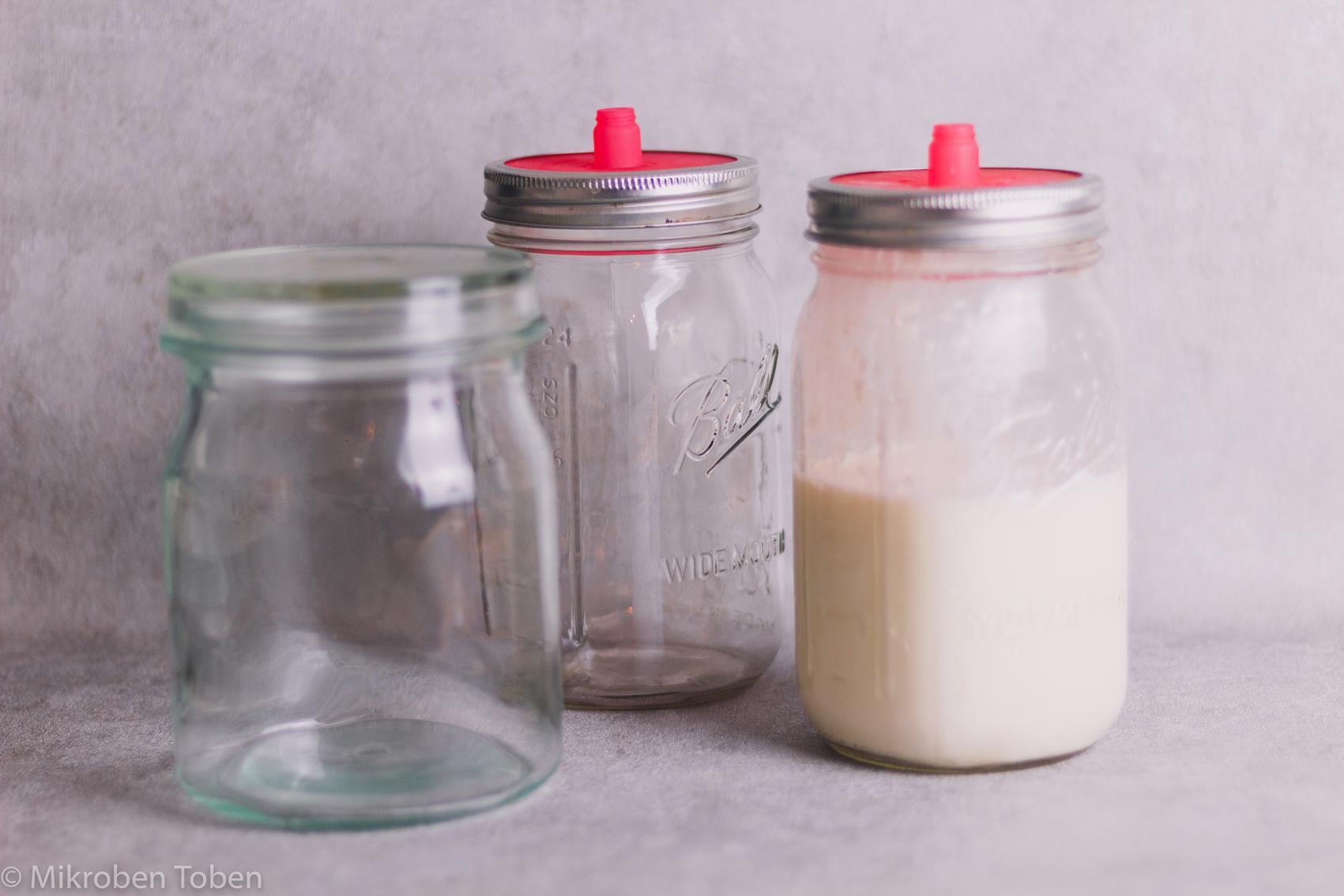 Produktfotos Milchkefir
