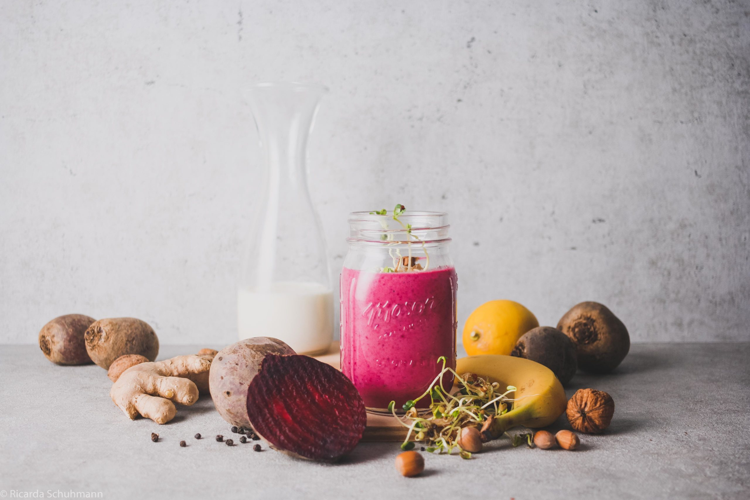 Rote Bete Smoothie