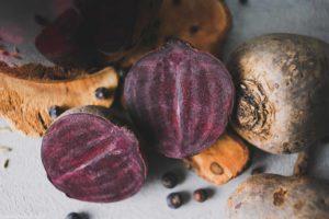 Kwass mit Rote Bete fermentiert