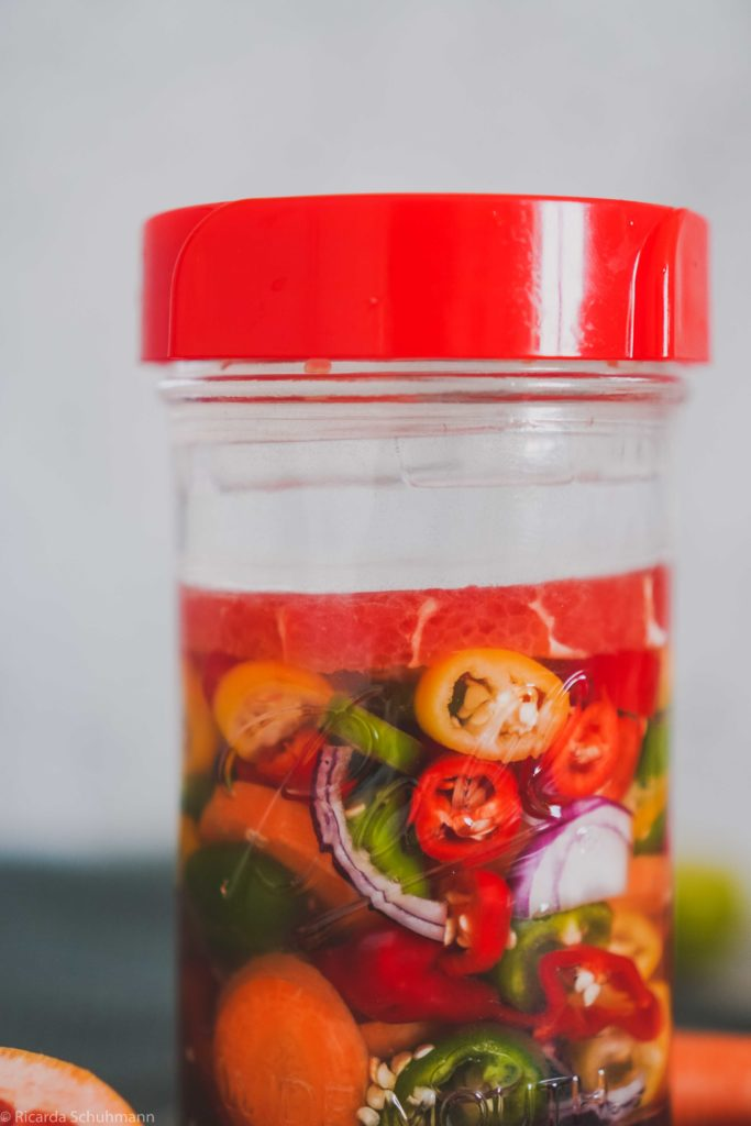 Fermented Peppers